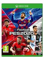 eFOOTBALL PES 2020 - XBOX ONE - NEW & SEALED - STOCK NOW!!!