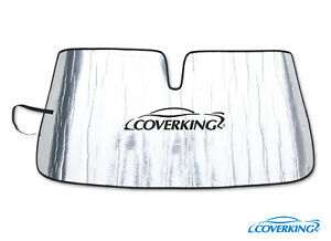 Coverking True Custom Fit Sunshield for Chevy Avalanche - Sunshade