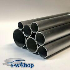 60cm auf Zuschnitt Aluminium Rundrohr AlMgSi05 /Ø 50x3mm L/änge 600mm
