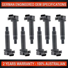 8 x Ignition Coil Toyota Landcruiser UZJ100 UZJ200 Lexus GS430 LS430 SC430 LX470