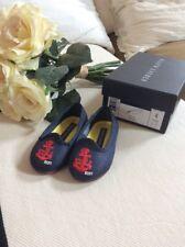 Ralph Lauren Toddler Girls Jayde  Ballet Flats Shoes Sz 4 shoes