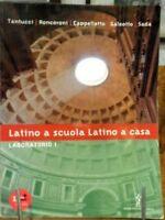 LATINO A SCUOLA, LATINO A CASA, TANTUCCI, POSEIDONIA, COD 9788848202596