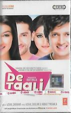 DE TAALI  - NEW BOLLYWOOD SOUNDTRACK AUDIO CASSETTE