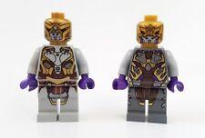 LEGO Marvel Superheroes 6865 Alien Foot Soldier General Minifigure Capt America