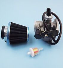 Carburetor Pz19 Carb 50 90 110cc Lever Air Filter Atv Go-Kart Carb Sunl Chinese