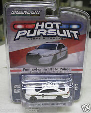 Greenlight 1/64 PSP Pennsylvania State Police Ford PI Sedan - Limited Promo Car