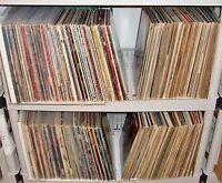 CLASSIC ROCK Vinyl Lp Album Lot YOU PICK FROM LIST Premium Titles - Kiss Boston