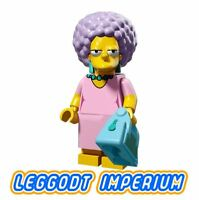 LEGO Minifigure Simpsons S2 Maggie Simpson helper minifig colsim24 FREE POST