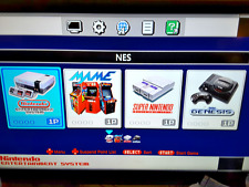 MODDED NES Classic Edition INCLUDES TOP NES SNES GENESIS ARCADE Free shipping