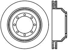 Disc Brake Rotor-C-TEK Standard Rear Centric fits 2008 Ford E-350 Super Duty