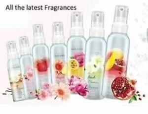 AVON Scented Spritz Room & Linen Spray Body Mist 17 variations +FREE P&P+