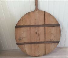 Lovely Vintage French/Belgian Cutting/Chopping Bread Board