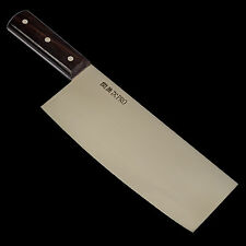 Japanese Made Chinese Meat Large Cleaver Kitchen Knife 220 mm Chef Knives/Japan
