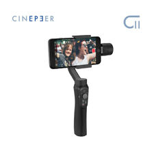 ZHIYUN CINEPEER C11 Gimbal 3-Axie Handheld Stabilizer For Smartphone US STOCK