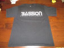 BASSON SOUND EQUIPMENT BASS / GUITAR AMPLIFIER T TEE SHIRT - MEDIUM