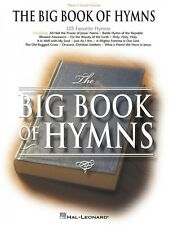 The Big Book of Hymns Sheet Music Piano Vocal Guitar SongBook NEW 000310510