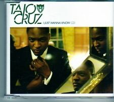 (DO425) Taio Cruz, I Just Wanna Know - 2006 CD