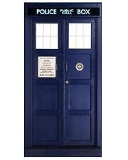 Doctor Who Tardis Large Beach Towel