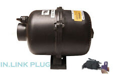 Hot tub, Whirlpool & Spa BLOWER model ULTRA 9000 1.5HP 240V w/ IN.LINK PLUG