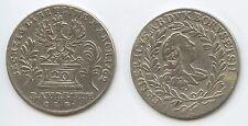 G6851 - Brandenburg-Bayreuth 20 Kreuzer 1762 CLR Friedrich Christian 1763-1769