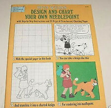 Design and Chart Your Own Needlepoint 1976 Rita Weiss