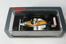 Spark 1988 Riccardo Patrese Williams Judd FW12 Monaco GP 1:43