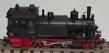 FLEISCHMANN  DB CLASS BR70 2-4-0T LOCO IN BLACK EPOCH III CAT No 4070