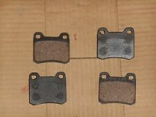 Mercedes 124/201/202 Chassis Rear Brake Pads D335 D642 D683 001 420 01 20