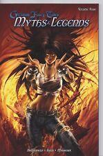 GRIMM FAIRY TALES Myths & Legends Volume 4 Graphic Novel NEW