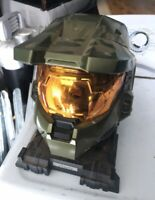 Halo 3 Xbox 360 Master Chief Helmet With Stand