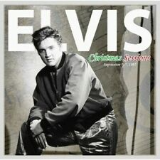 ELVIS PRESLEY - CHRISTMAS SESSIONS - CD RARE (ELVISONE)