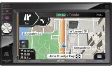 Jensen VX7228 Double Din In-Dash Digital Media Car Stereo Receiver