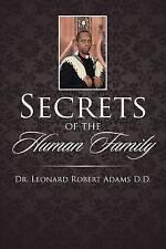 I segreti della famiglia umana dal Dott. Leonard ROBERT ADAMS D D (libro in brossura/.