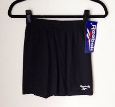 vintage reebok shorts mesh youth size large deadstock NWT 1993