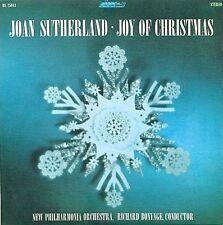 "JOAN SUTHERLAND ""JOY OF CHRISTMAS"" PREMIUM QUALITY USED LP (NM/EX)"