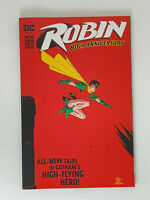 Robin 80 Anniversary 100 Page Super Spectacular Main Cover DC Comics 2020