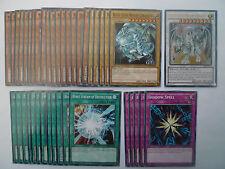 Blue-Eyes White Dragon Deck * Ready To Play * Yu-gi-oh