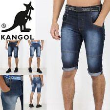 Unbranded Polyester Denim Shorts for Men