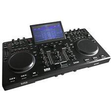EMB DJC6U Professional Controller DJ MIXER w/ USB/SD Slot - 2 Jog Wheels Scratch