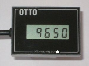 OTTO TX1 - Digital Engine TACHO with Recall - BRISCA F2 Stock Car Pinto Zetec