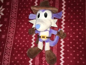 """CUSTOM 11"""" FANG NACK Sonic Plush Toy Figure Doll Unofficial NEW"""