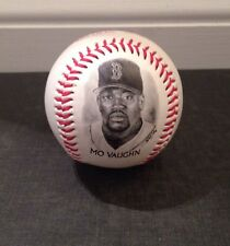 Mo Vaughn Boston Red Sox Baseball, MLB, New York Mets, Angels