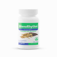 Menorhythm Hot Flush Relief and Menopause Support Tablets 30s