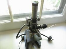 Unitron Metallurgical Microscope Mma Series