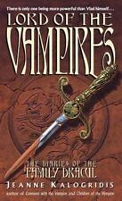 Lord of the Vampires (Diaries of the Family Dracul), Jeanne Kalogridis, Good Con