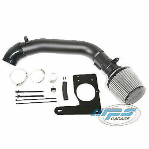 Cp-e MPS6 Xcel Cold Air Intake Silver Finish + Dflow Filter