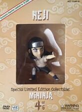 Naruto Neji Mininja Special Limited Edition Collectible Figure 4 of 6