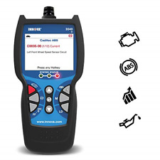 Innova 3040e Diagnostic Code Reader/Scan Tool with ABS, Live Data and Oil Reset