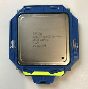 Intel Xeon Processor E5-2650 v2 8 Cores 20M Cache 2.60/3.40 GHz CPU [AU Seller]