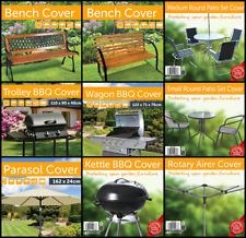 Garden Patio Furniture Waterproof Weatherproof Outdoor Covers Table chair BBQ